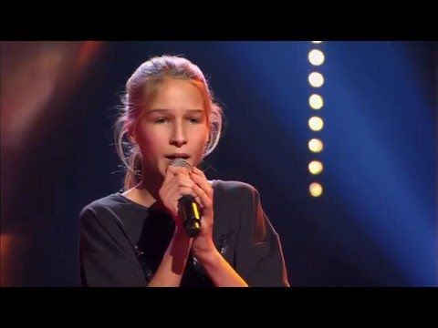 14Year Old Romane Sings Queens Dont Stop Me Now  Voice Kids