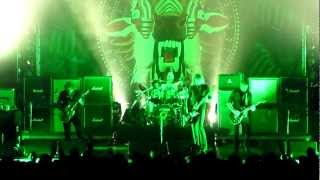 Mastodon - Octopus Has No Friends - Live @ Roseland, NYC