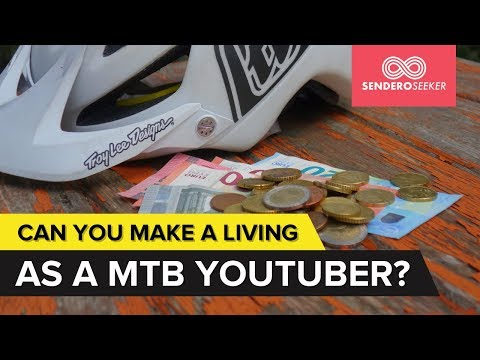 How To Make Money On Youtube As A Mountain Biker