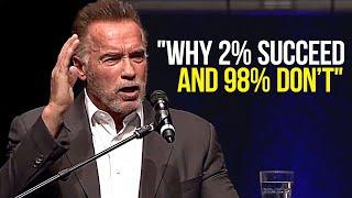 Arnold Schwarzenegger Leaves the Audience SPEECHLESS   One of the Best Motivational Speeches Ever