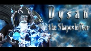 Lets Play : Dysan The Shapeshifter (Dungeon Gate)