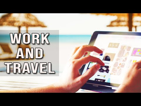 Best Places In The World To Work Online, Live And Travel