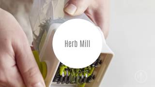 Herb Mill #1524