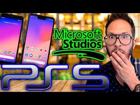 La PS5 évoquée par le patron de Sony, le Pixel 3 dévoilé, Obsidian bientôt racheté par Microsoft ?