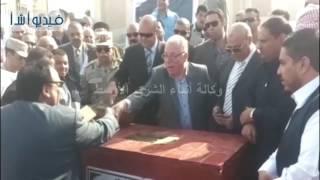 محافظ مطروح ووزير الثقافة يضعان حجر الأساس لمجمع سينمات وهايبر باستثمارات إماراتية وسعودية