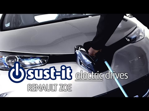 Renault ZOE review & road test spring 2013 by Sust-it