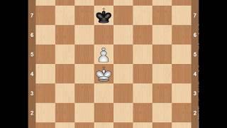Видеоуроки по шахматам. Эндшпиль. Пешечные окончания. Ключевые поля
