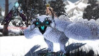 NIEUWE SNOW OWL IS GEWELDIG!? - ARK Extinction #3