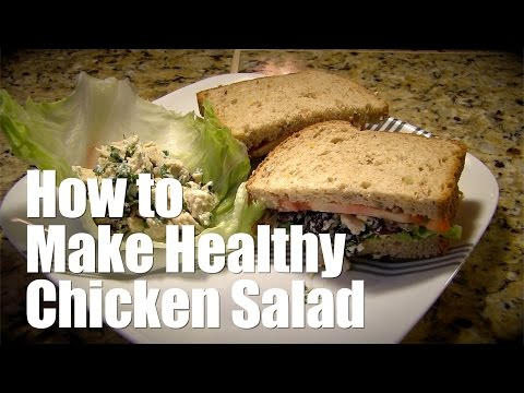 how-to-make-healthy-chicken-salad