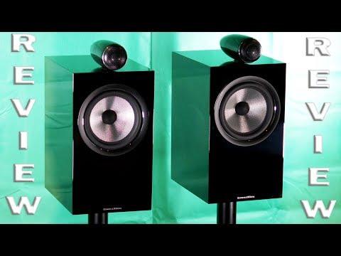 Bowers & Wilkins 705 S2 HiFi Speakers Review - Mighty Book Shelf Speakers
