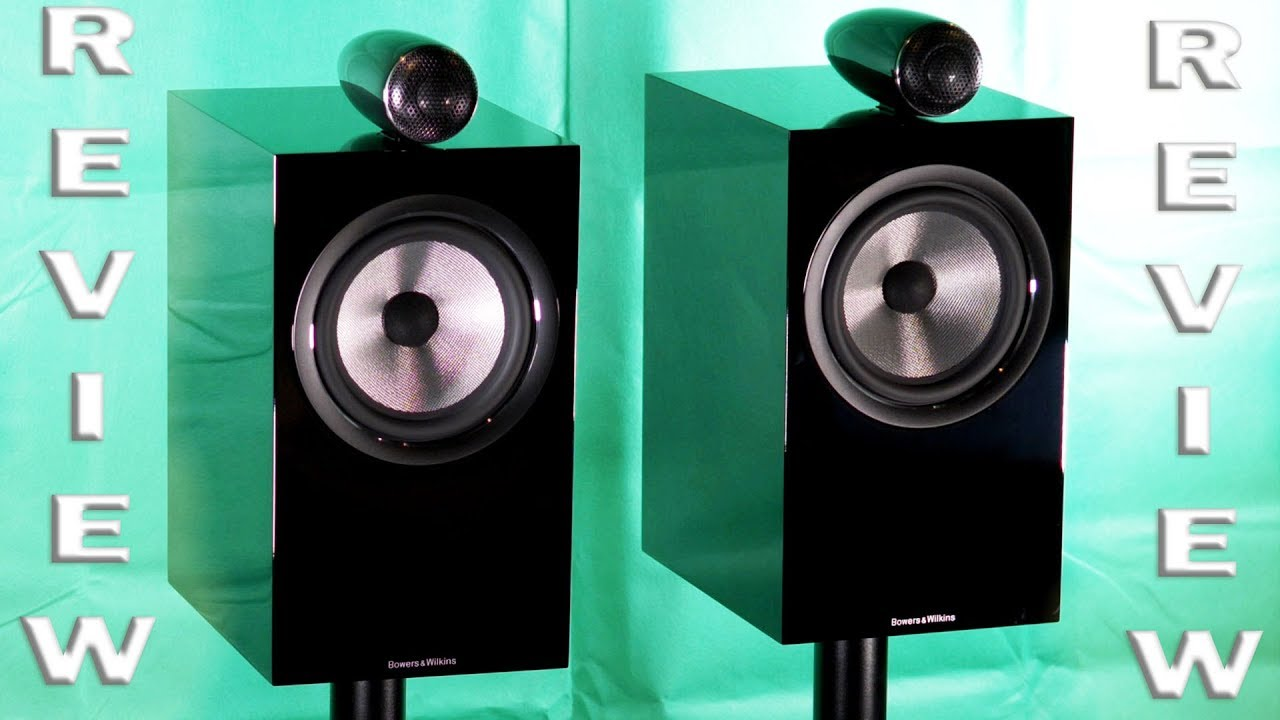 Bowers Wilkins 705 S2 HiFi Speakers Review