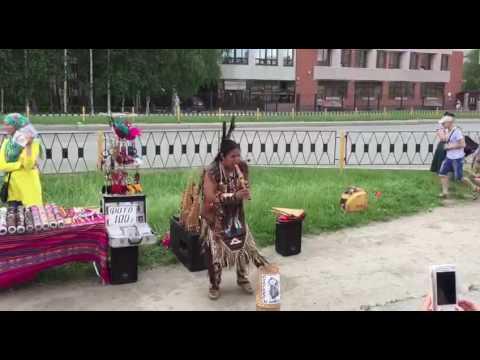 Индеец В Нижневартовске