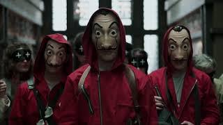 La Casa De Papel  Money Heist  - Season 1 Trailer