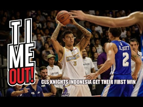 Time Out #185: CLS Knights Indonesia Defeat Hong Kong Eastern!