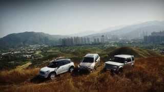 Ford Kuga vs Nissan X-Trail vs Subaru Forester 4x4 Off-road
