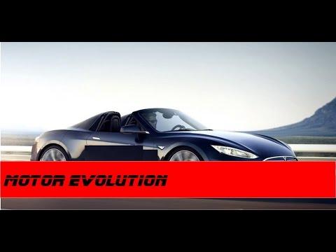 Nuevo Tesla Roadster  para el 2019   Motor Evolution