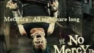 WWE No Mercy 2008 Official Theme Song