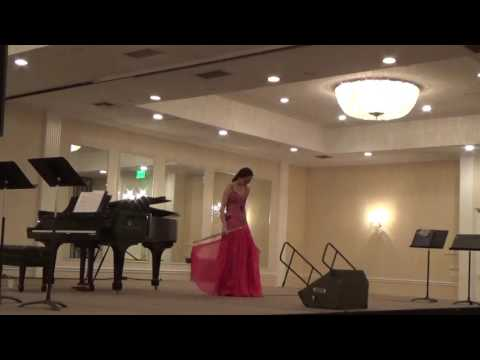 2016 NFA High School Soloist Competition Final Round- Yiding Chen (live)