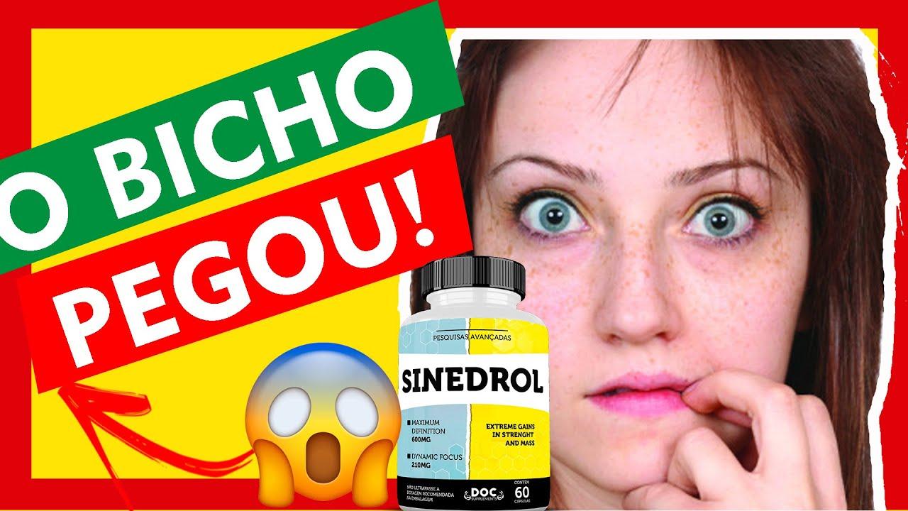 sinedrol beneficios