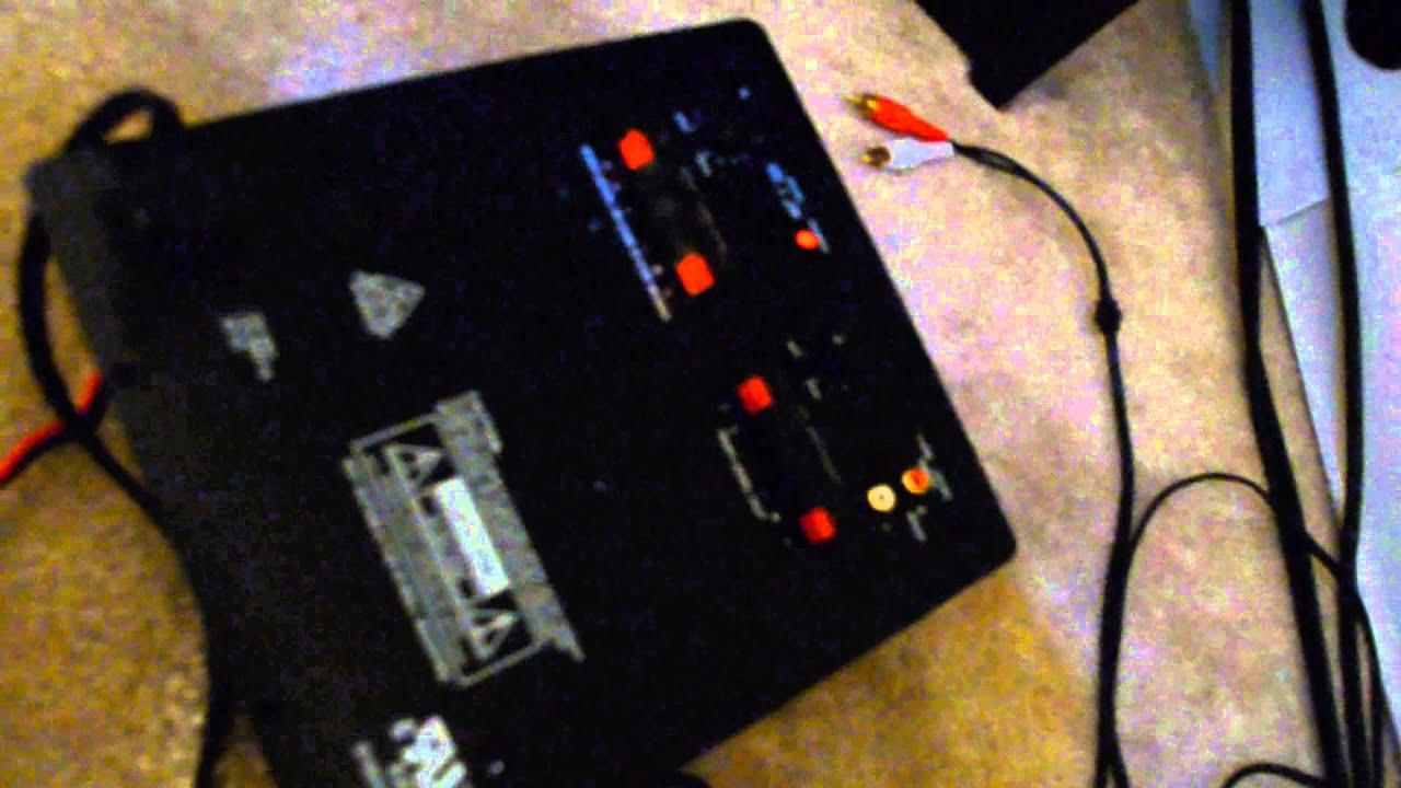 DIY Tactical Transducer Project Part Build Setup YouTube - Aura bass shaker wiring diagram