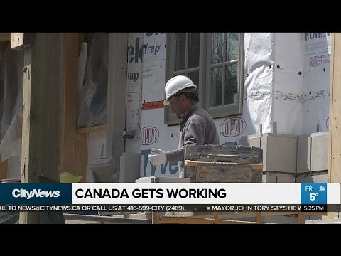 Canada boasts impressive job numbers