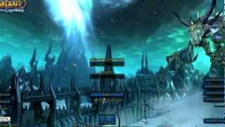 WotLK - Login Screen - Music Theme
