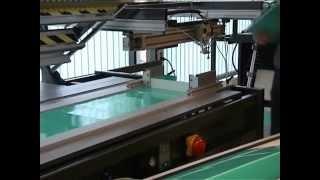 Shannon semi-automatic plastic bending machine HRP-D