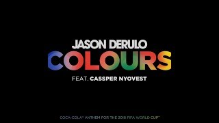 "**the official music video** jason derulo had cassper nyovest add some local s.a. flavour to the coca-cola fifa world cup™ anthem ""colours."" download it here..."