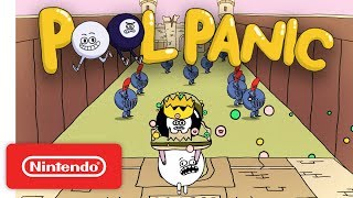 Pool Panic Launch Trailer - Nintendo Switch