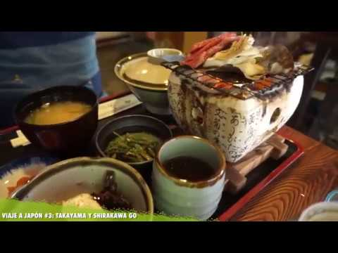 CASAS ANTIGUAS Y FANTASMAS JAPONESES   Takayama y ShirakawaGo   Viajando por Japón #3