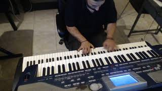 Download ΠΕΡΑΣΑ ΝΑ ΔΩ - Δέσποινα Βανδή [Live Piano Karaoke] By Chris Sitaridis MP3 song and Music Video