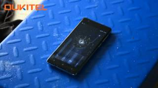 OUKITEL K4000 Meets Power Drill, Will It Survive