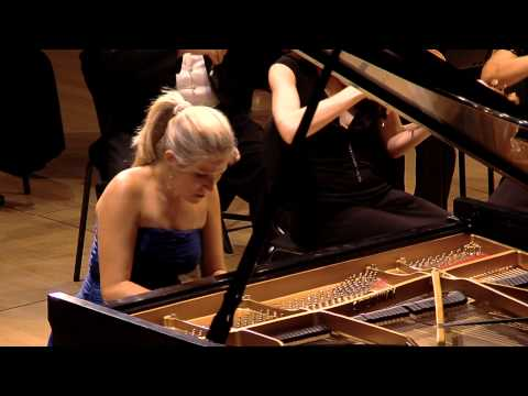 The Chamber Orchestra of Philadelphia performs Chopin's 2nd Piano Concerto (excerpt)