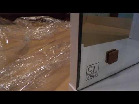 Шкаф зеркальный в ванную SL Панда 550 купить в Санкт-Петербурге 983-31-81