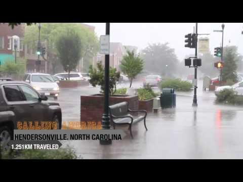 Calling America - Day 4 - Hendersonville, NC