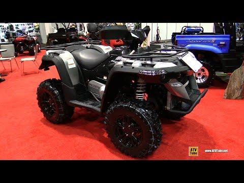2017 Tital by Lihai M550 4x4 Recreational ATV - Walkaround - 2016 AIMExpo Orlando