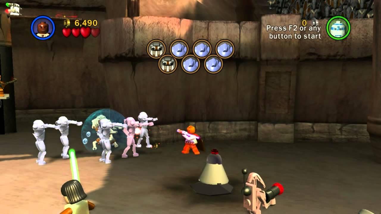 lego star wars the complete saga walkthrough  hun  (11