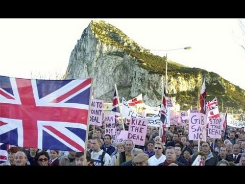 Conflict between Gibraltar and Spain 'beyond a joke'