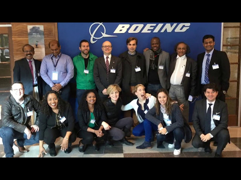 Study Tour in Seattle (WA, USA) - April 2017 - TBS Aerospace MBA + IIMB