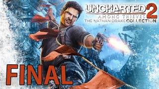 Video Uncharted 2 Among Thieves - FINAL ÉPICO!!! [ Playstation 4 - Playthrough PT-BR ] download MP3, 3GP, MP4, WEBM, AVI, FLV Oktober 2018