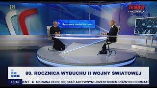 Rozmowy niedokończone:  80. rocznica II Wojny Światowej cz. I