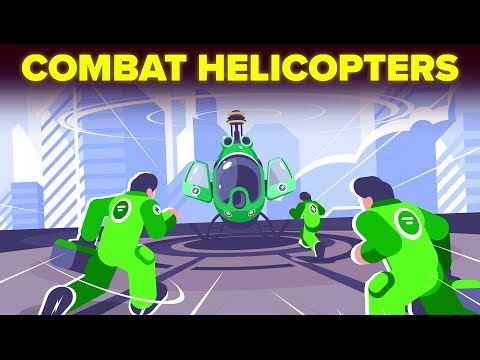 50 Incredible Facts About Combat Helicopters