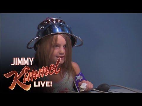 Jimmy Kimmel Lie Detective #4