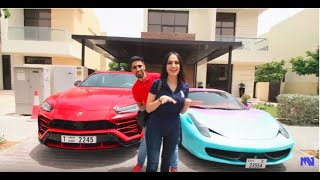 24 HOURS WITH MO VLOGS IN DAMAC HILLS
