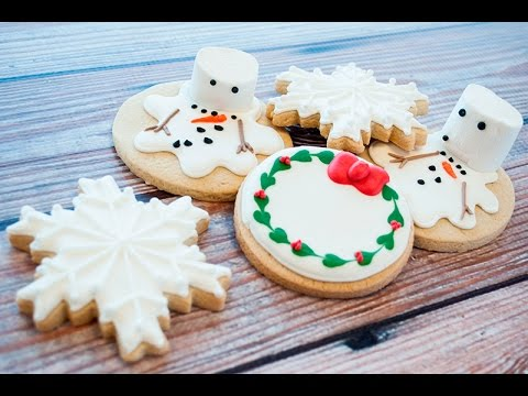simple christmas cookies - Simple Christmas Cookies