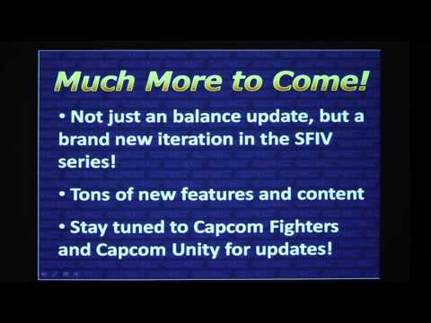 EVO 2013: New Characters added to Super Street Fighter IV: Arcade Edition (3/3) |