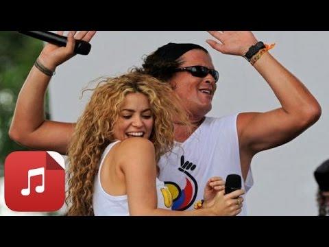 Carlos Vives Shakira - La Bicicleta (MP3 Download)