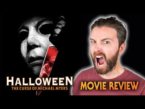 Halloween: The Curse of Michael Myers (1995) - Movie Review