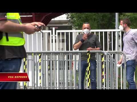 Đức: Quân đội hỗ trợ chống COVID (VOA)