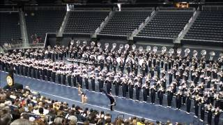 We No Speak Americano - Michigan Marching Band 2011 @ Crisler Concert